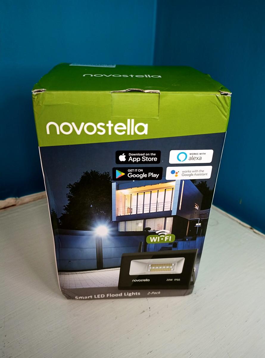 Novostella Wi-Fi 20W Floodlight