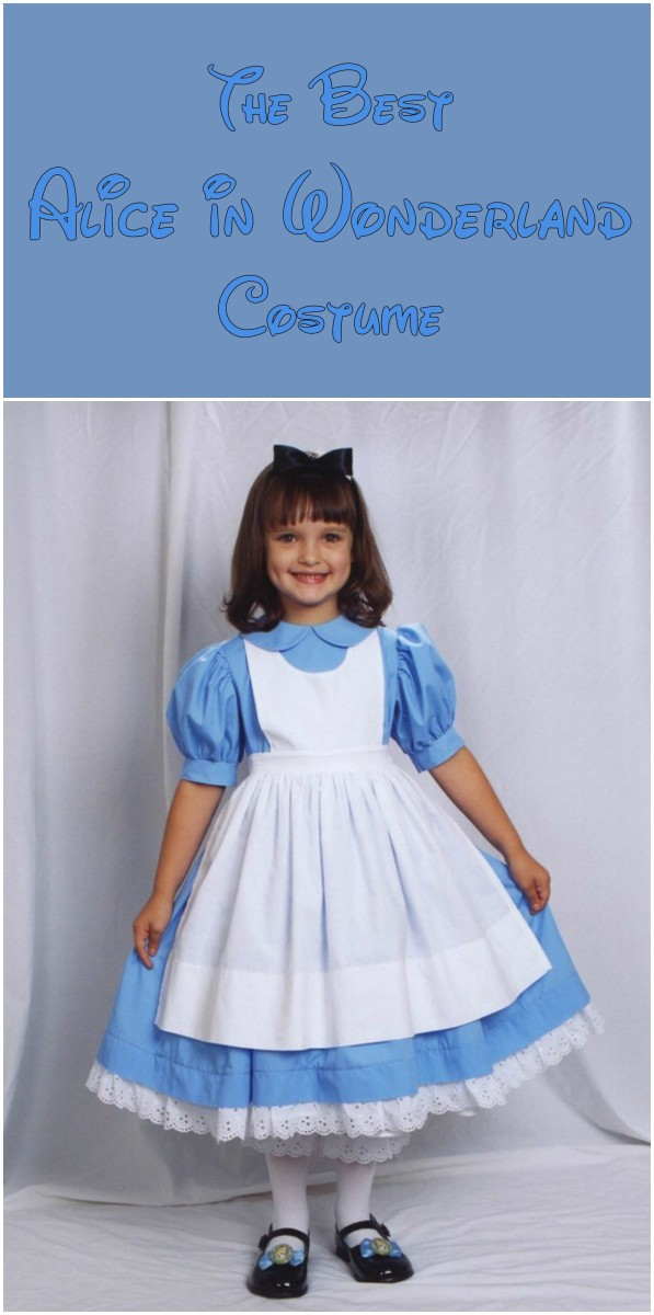 The Best Alice in Wonderland Costume