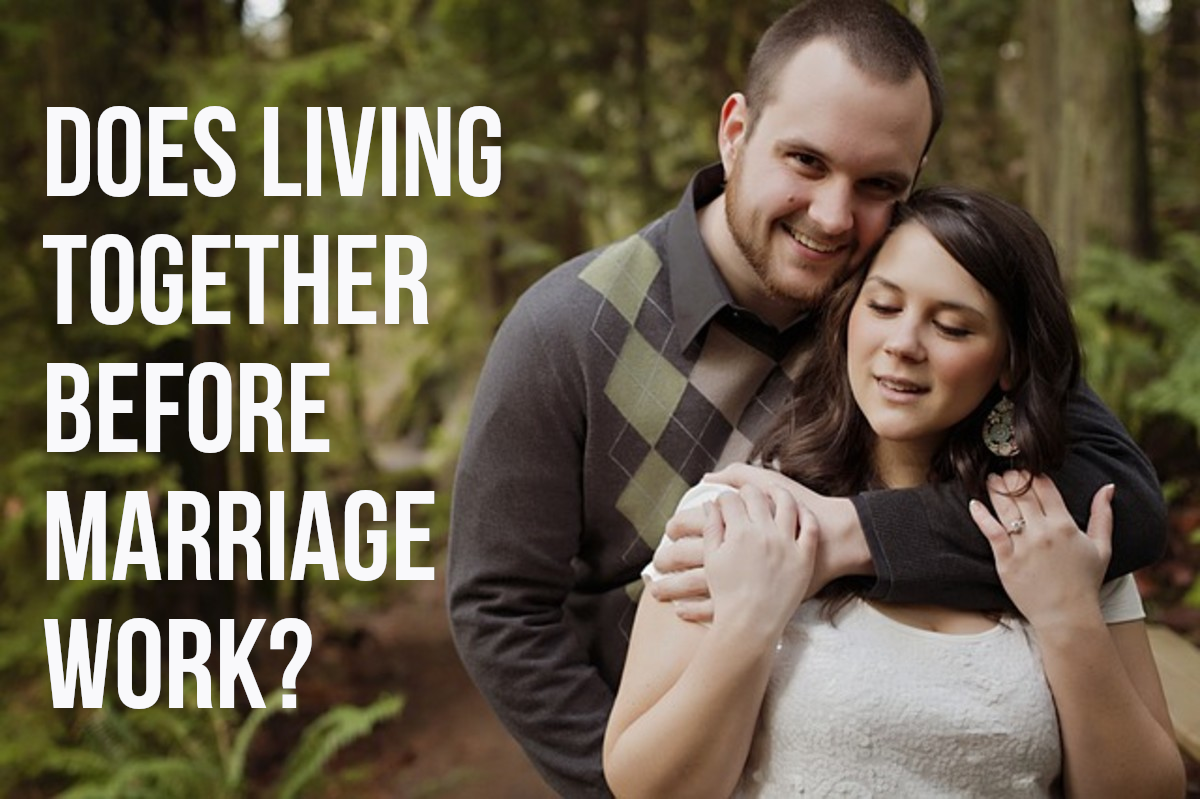 Making the decision whether to cohabit before marriage is an important decision.  Getting it right can make the difference between the survival or failure of the relationship.  Read on for my cohabitation pros and cons...