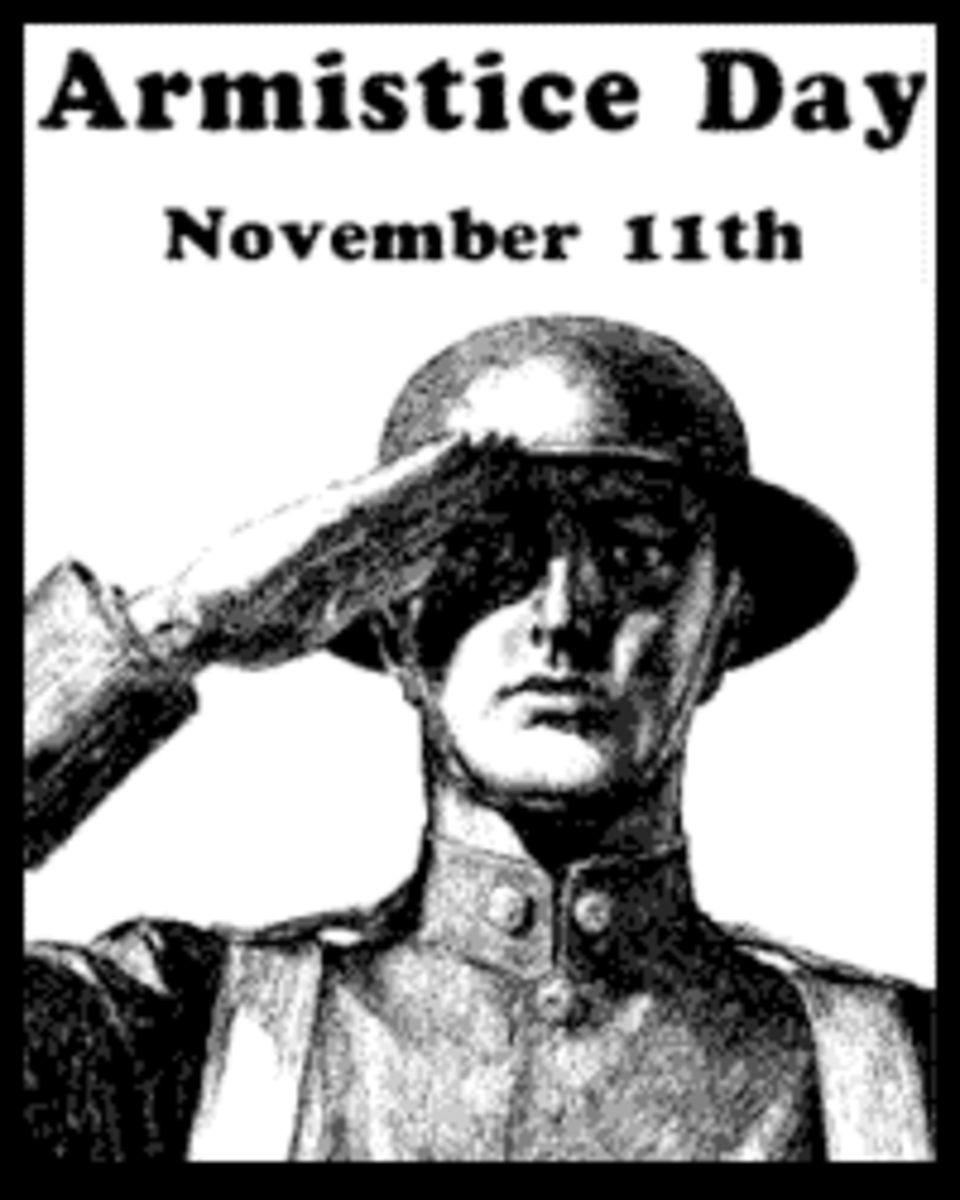 Armistisce Day - A Veteran Remembered