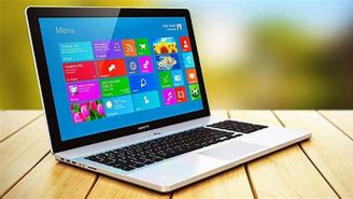 This is a laptop computer, it is like the one that I am talking about in this article, they are good, because you can do almost anything you want to do with it. You can link it to the internet and follow what happens. But there can be problems.