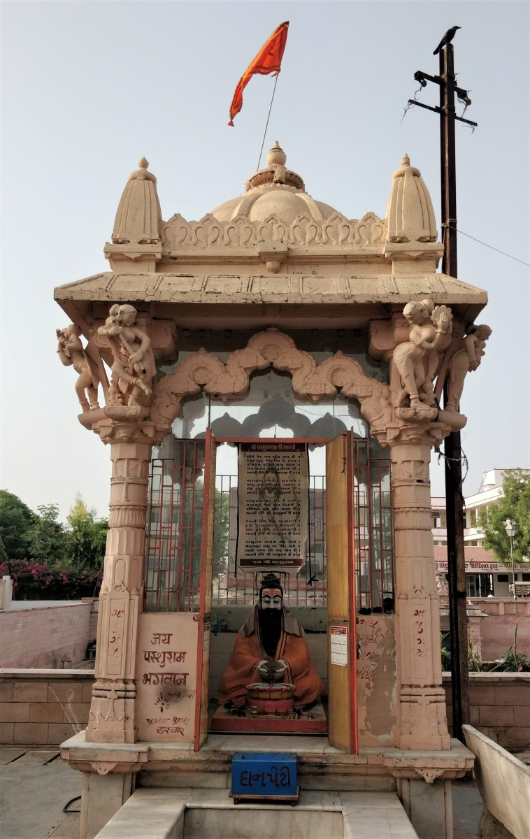 Parashurama temple; Bindu sarovar