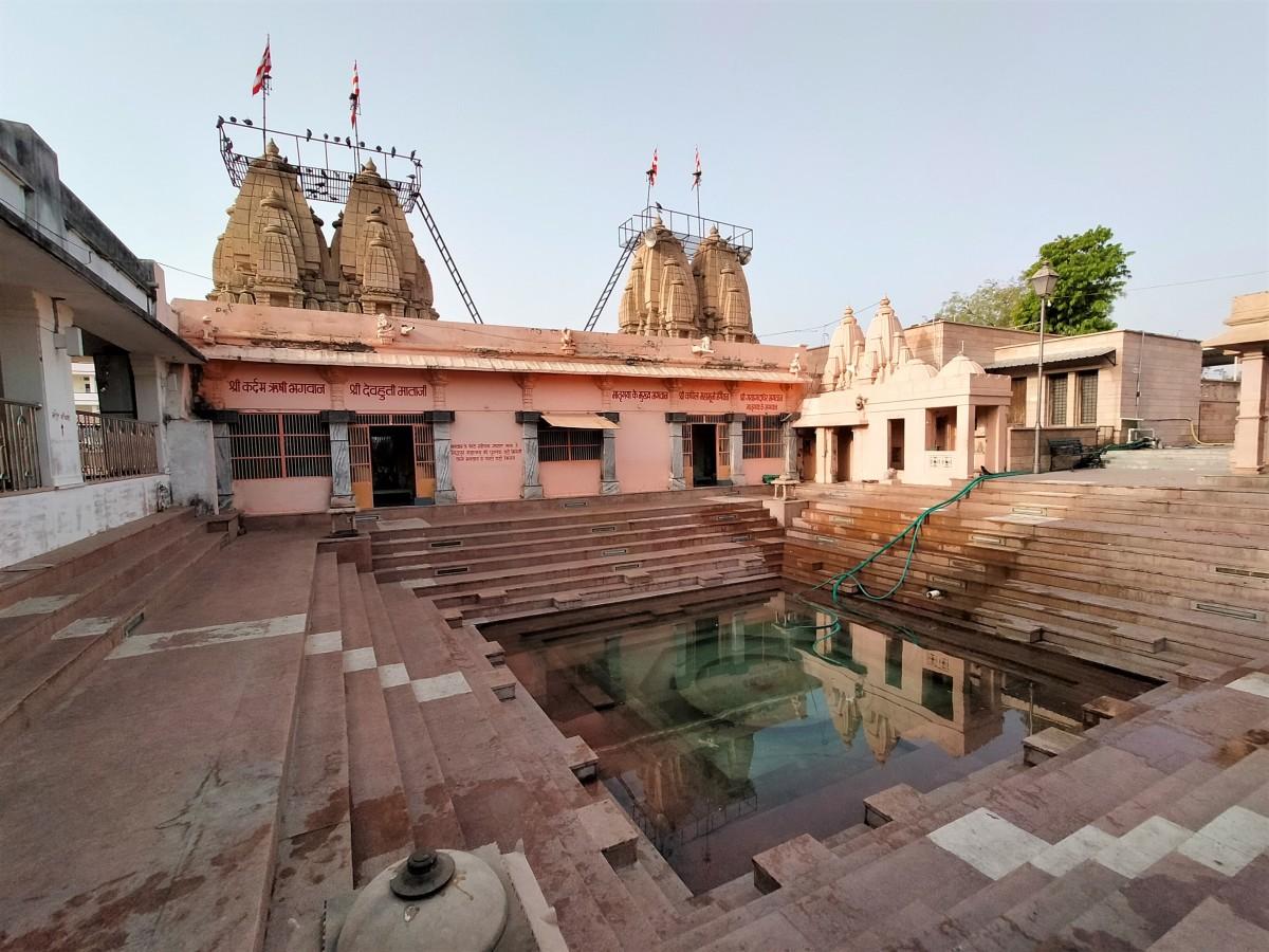 Bindu Sarovar : One of the  Panchsarovar (Five Holy Lakes)