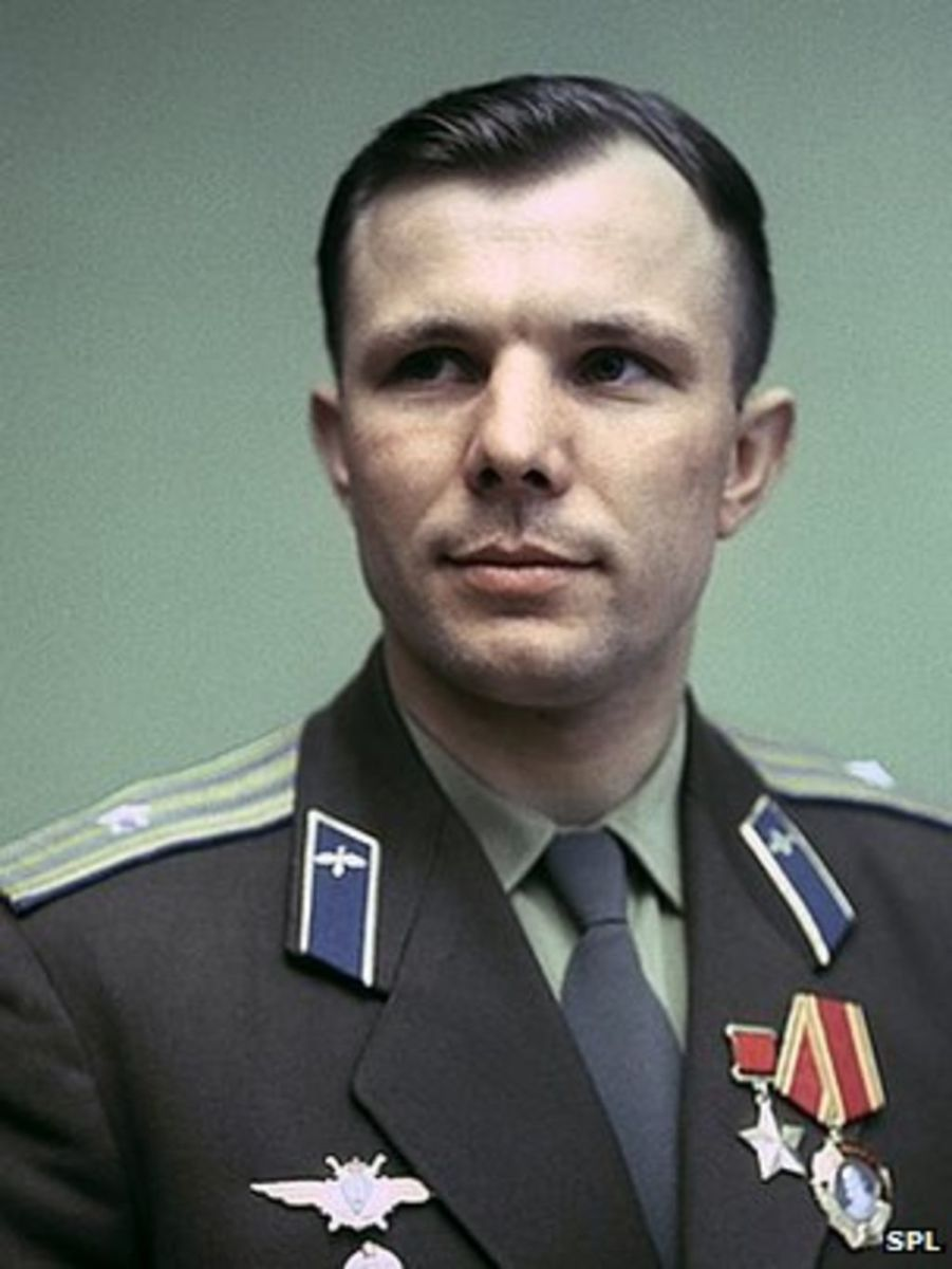 Gagarin became an undisputed rock star for the Soviets in an era where 'stardom' was dominated by the Americans.