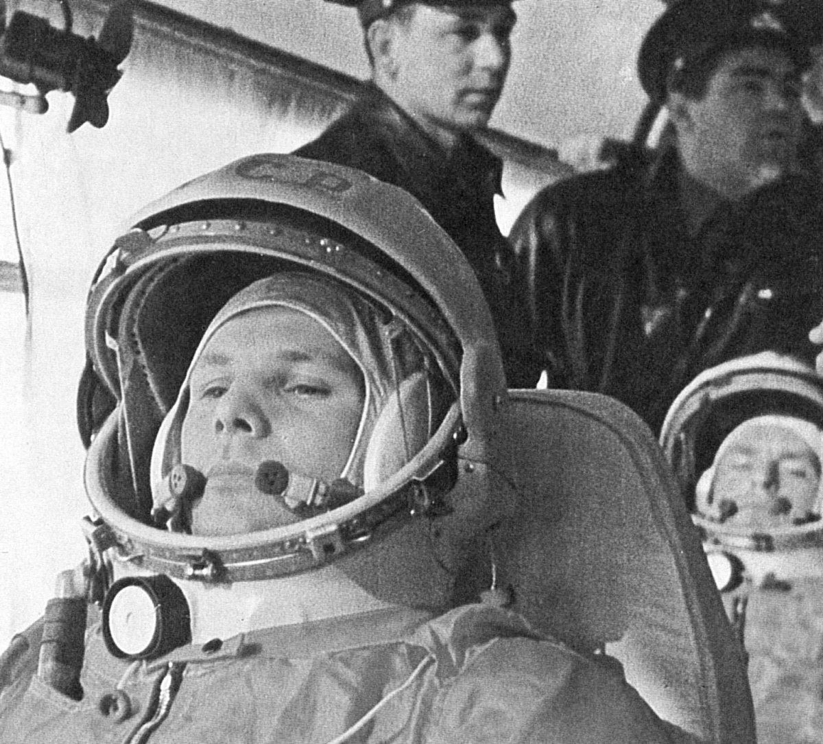 Was Yuri Gagarin's death an accident or state-sponsored murder ?