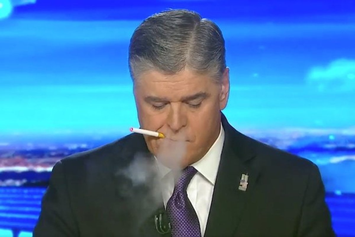 Love, Hannity-Style
