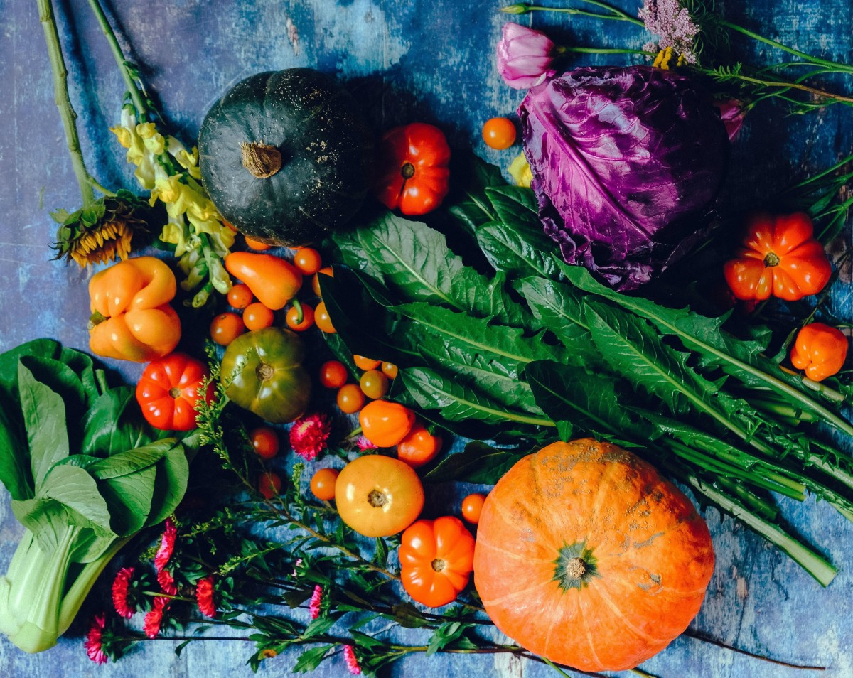 Eat Vegetables and Fruits as Much as You Can