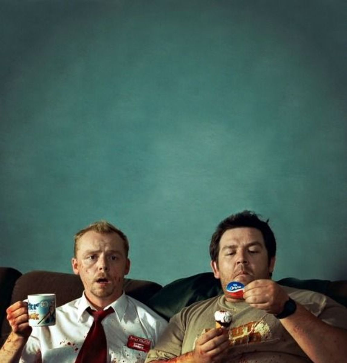 Shot From Shaun Of The Dead