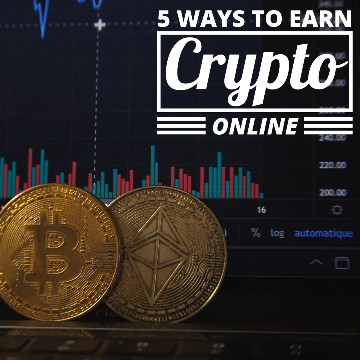 Want to learn about crypto without risking your own money? Here are several ways to do so.