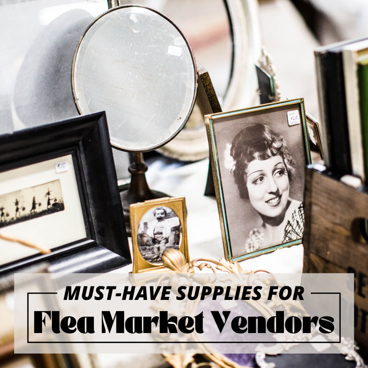 Here's what you need to arrive prepared as a vendor at a festival, farmer's market, or similar event.