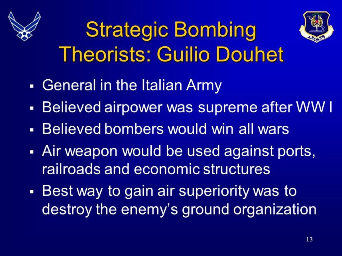 gulio-douhet-and-his-concept-of-victory-with-strategic-bimbardment-from-air