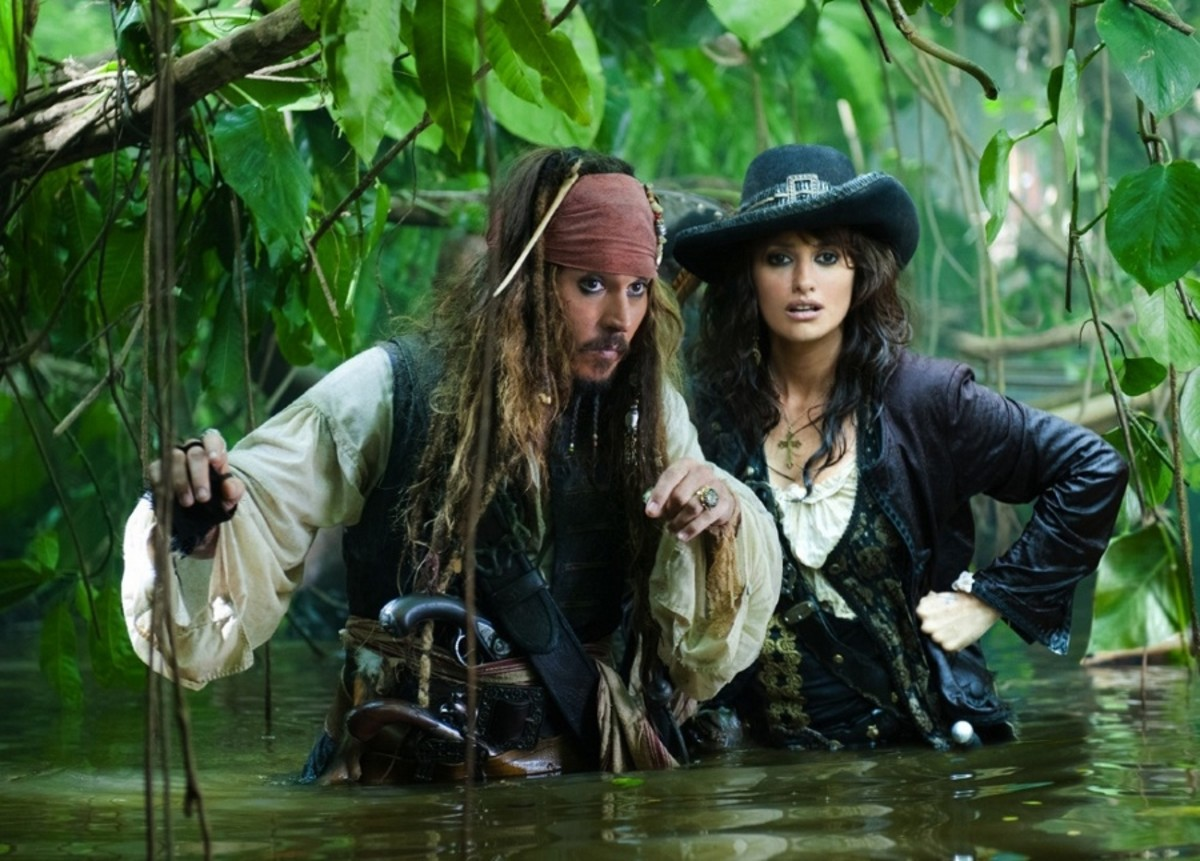 Pirates of the Caribbean: On Stranger Tides has the record for most expensive film ever made, and it cost a mere $379 million.