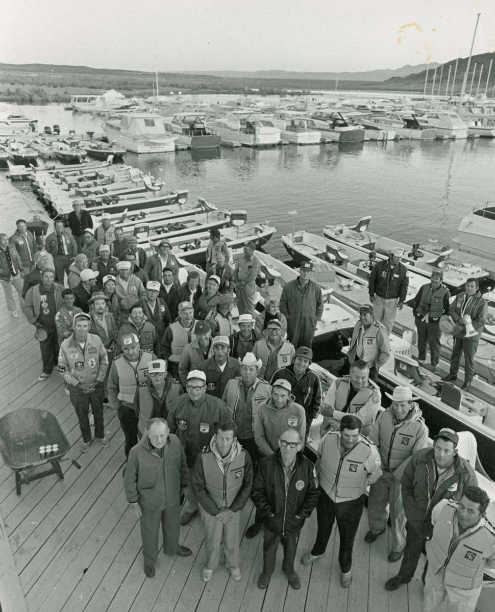 1971 Bassmasters Classic Lake Mead, Arizona