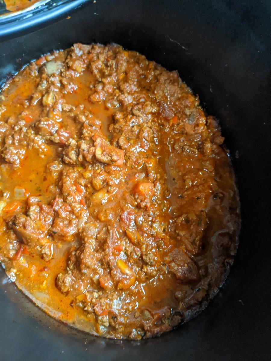 spaghetti-sauced-noodles