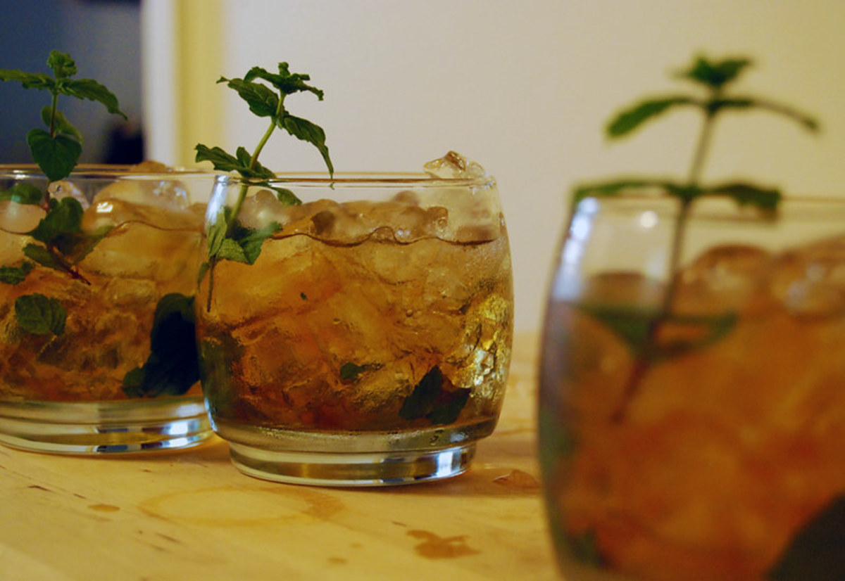 There is nothing more refreshing, or more Southern, than a delicious mint julep.