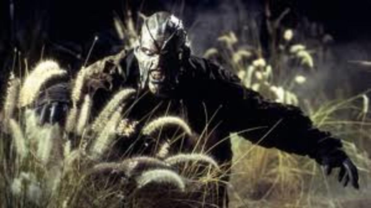 Creature from Jeepers Creepers