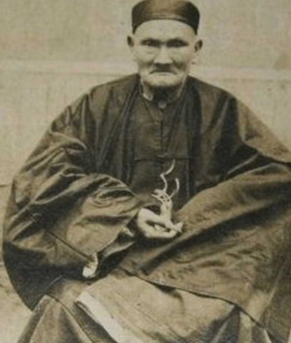 The incredible story of Li Ching-Yuen, a martial art expert and an herbalist who lived for over 256 years.