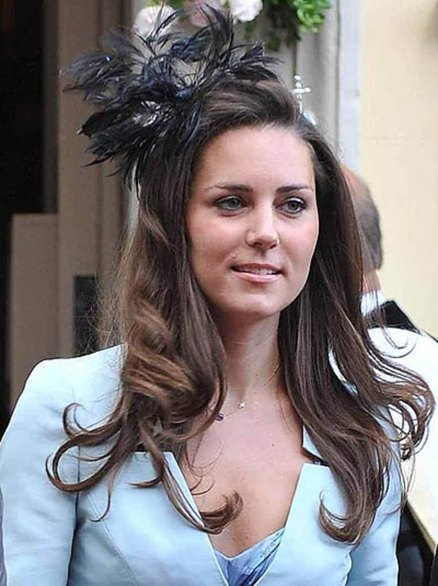 Kate Middleton.....Once upon a time......