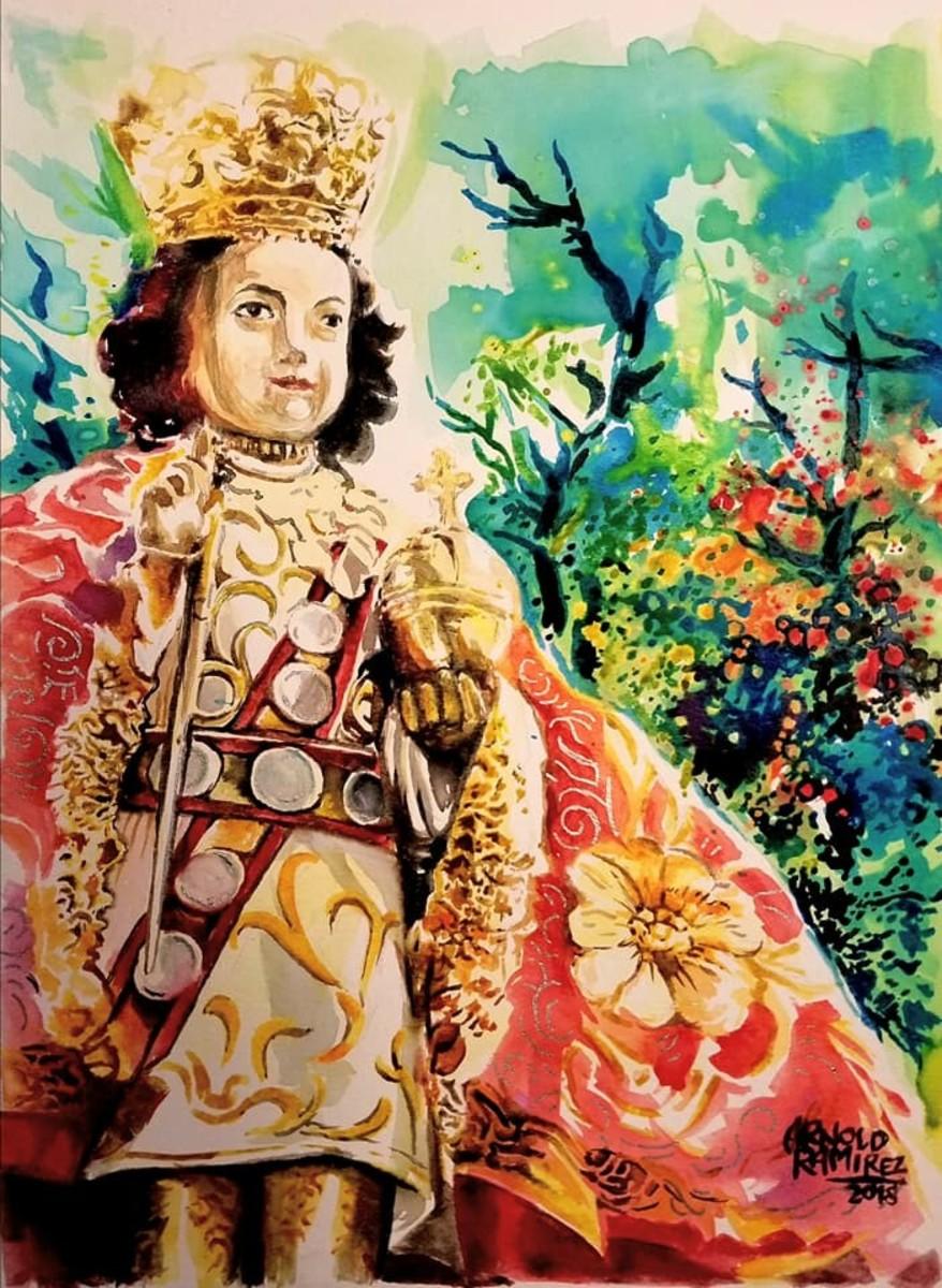 The Santo Niño de Cebu and its Pagan Origins