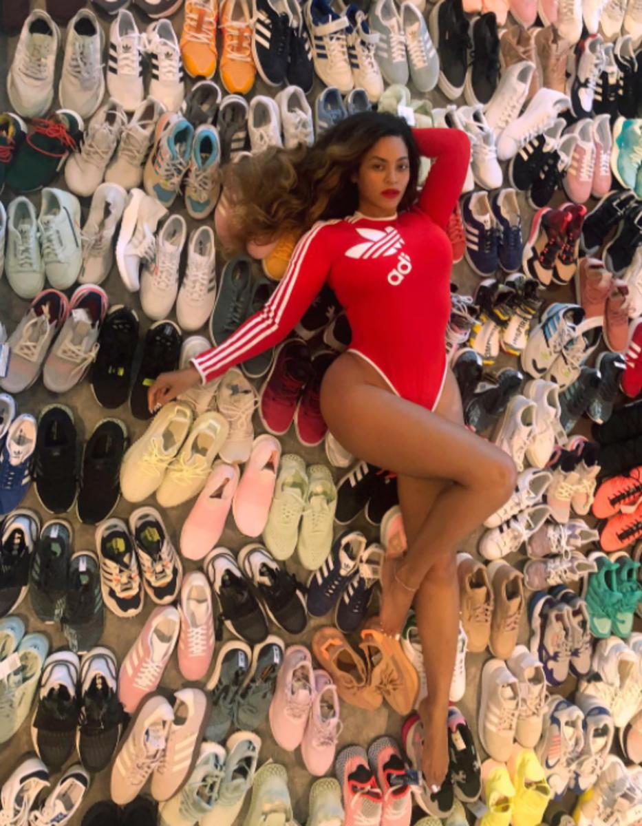 Adidas Ambassador Beyoncé
