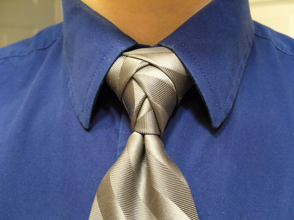 Complex Tie Knots