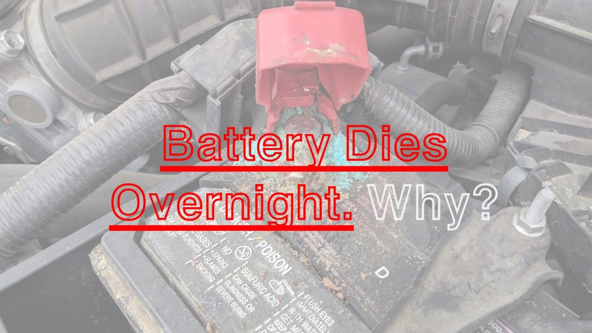 Battery Dies Overnight. Why?