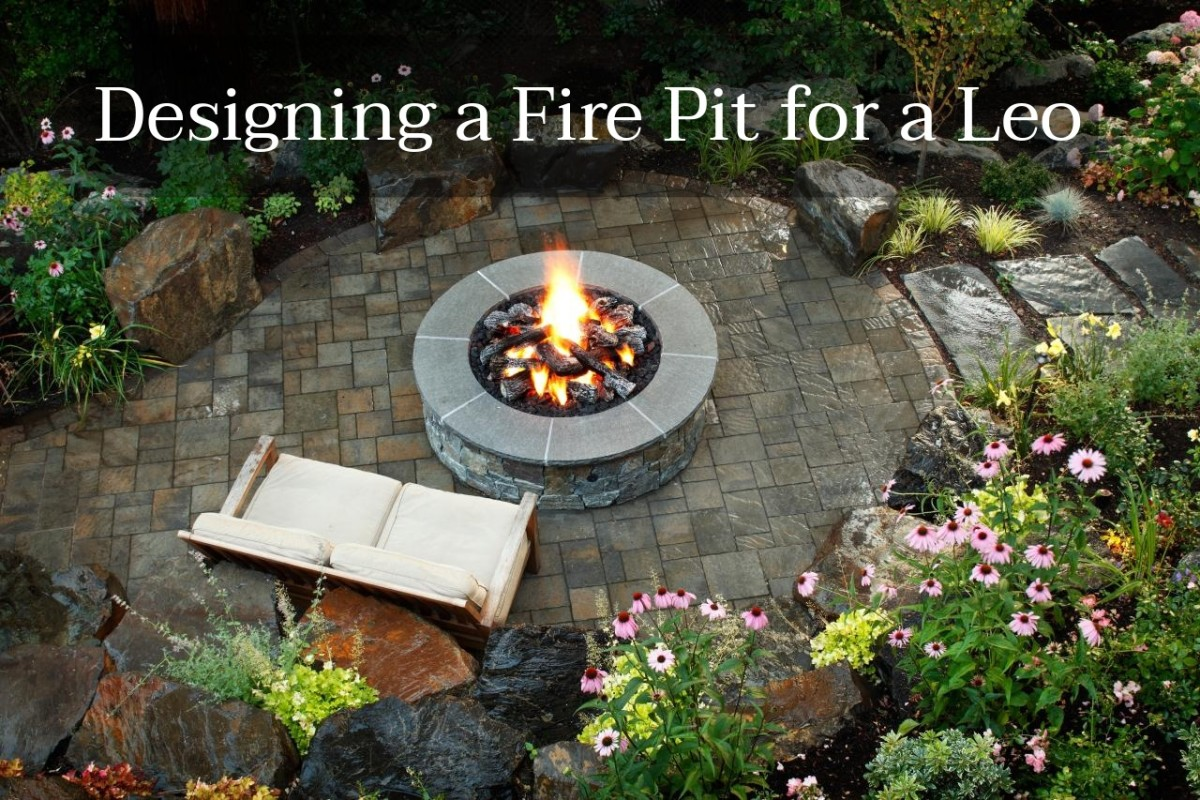 A fire pit should be a place where exciting conversations take place, where the heat warms your soul, and you can think back on your ancestors.