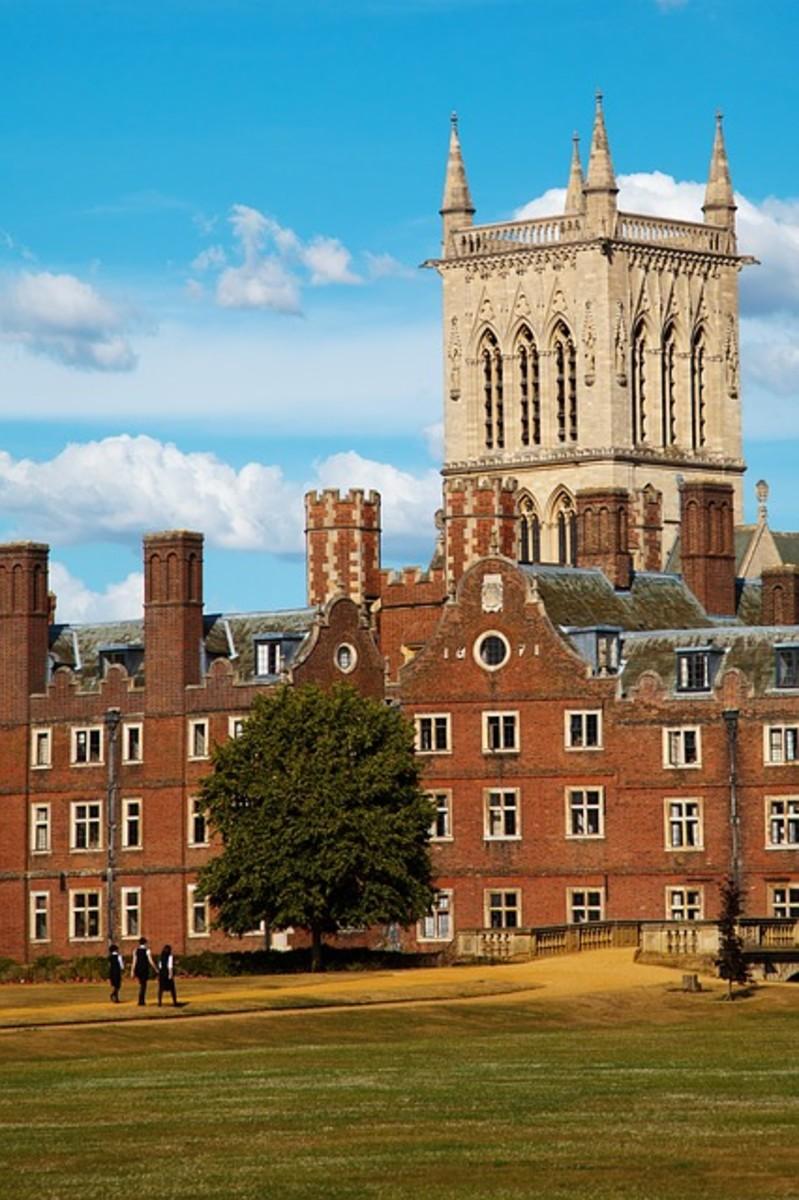 SAT scores can predict college success