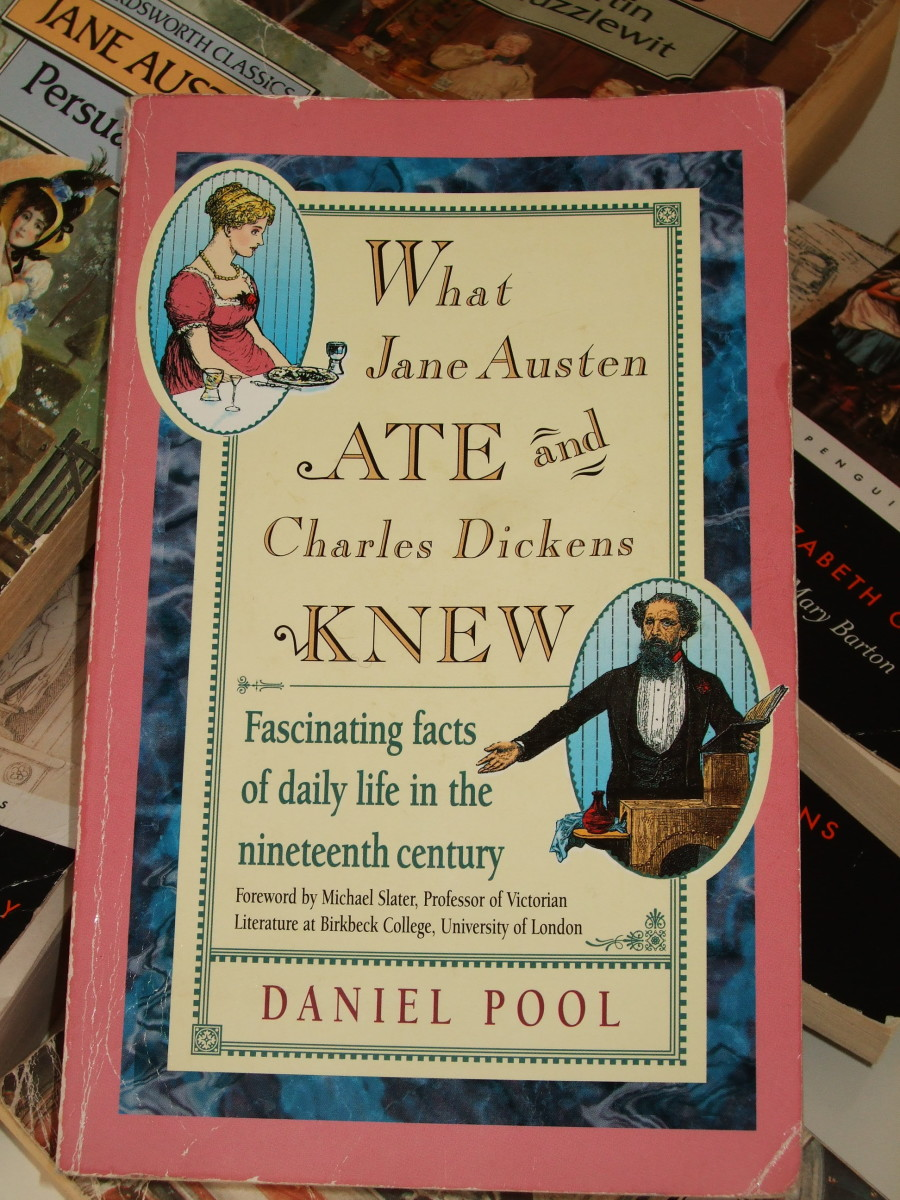 Book Review: What Jane Austen Ate and Charles Dickens Knew by Daniel Pool