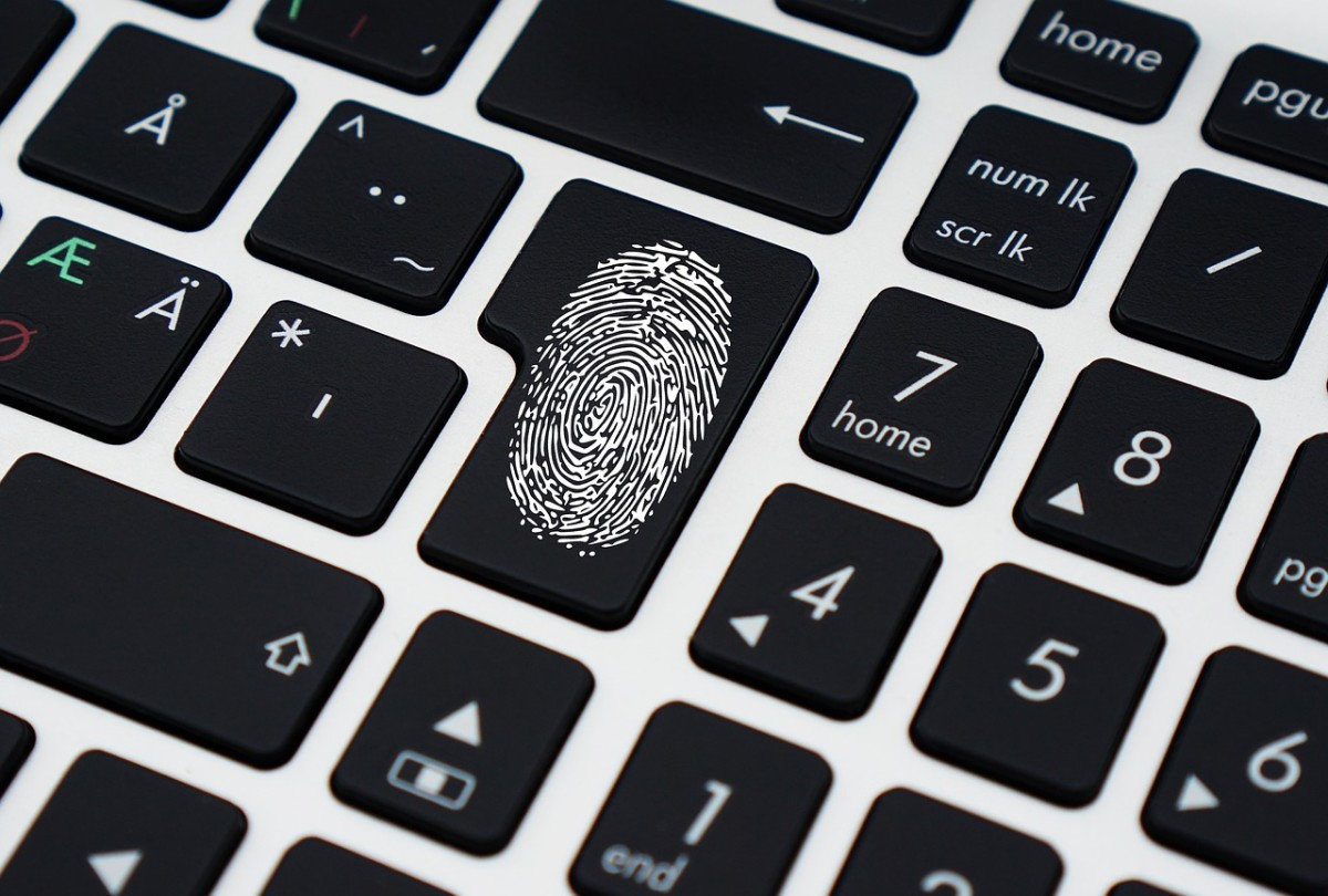 Create strong passwords that you can remember by using patterns you recognize.
