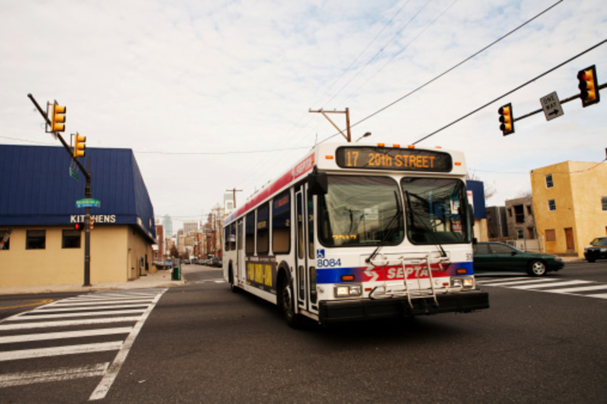 The Extraordinary Story Behind Philadelphia's Mysterious Bus to Nowhere