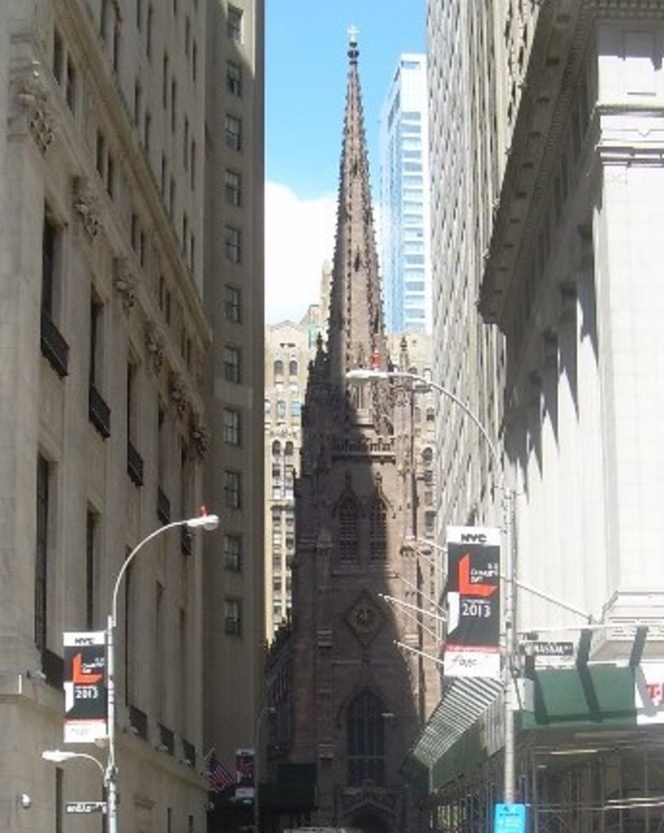 watching over Wall Street