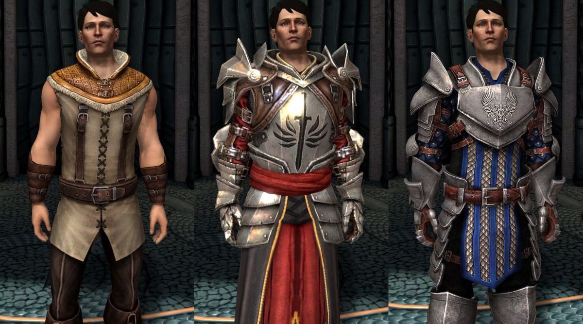 The three fates of Carver.