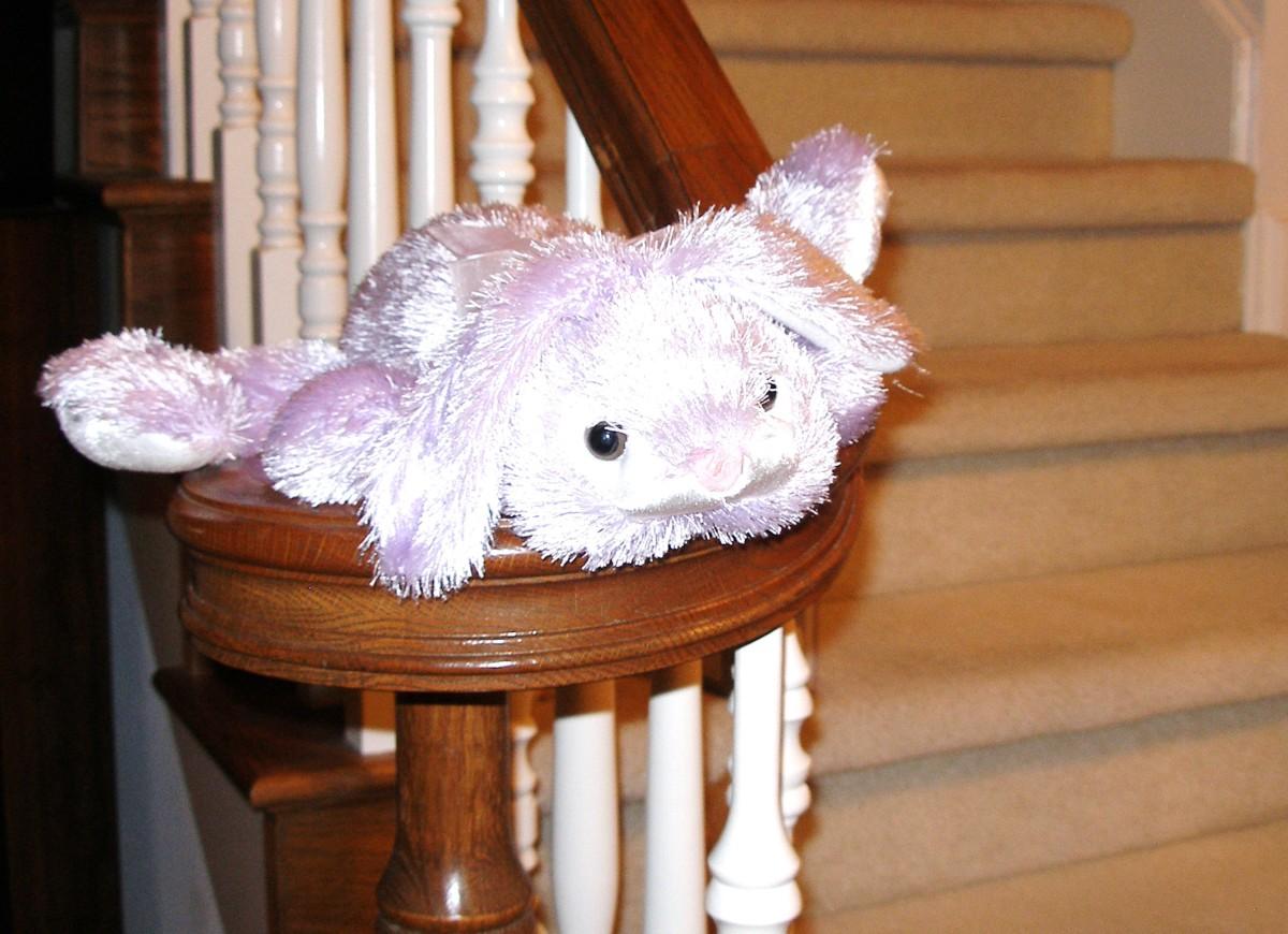 My Lavender Bunny