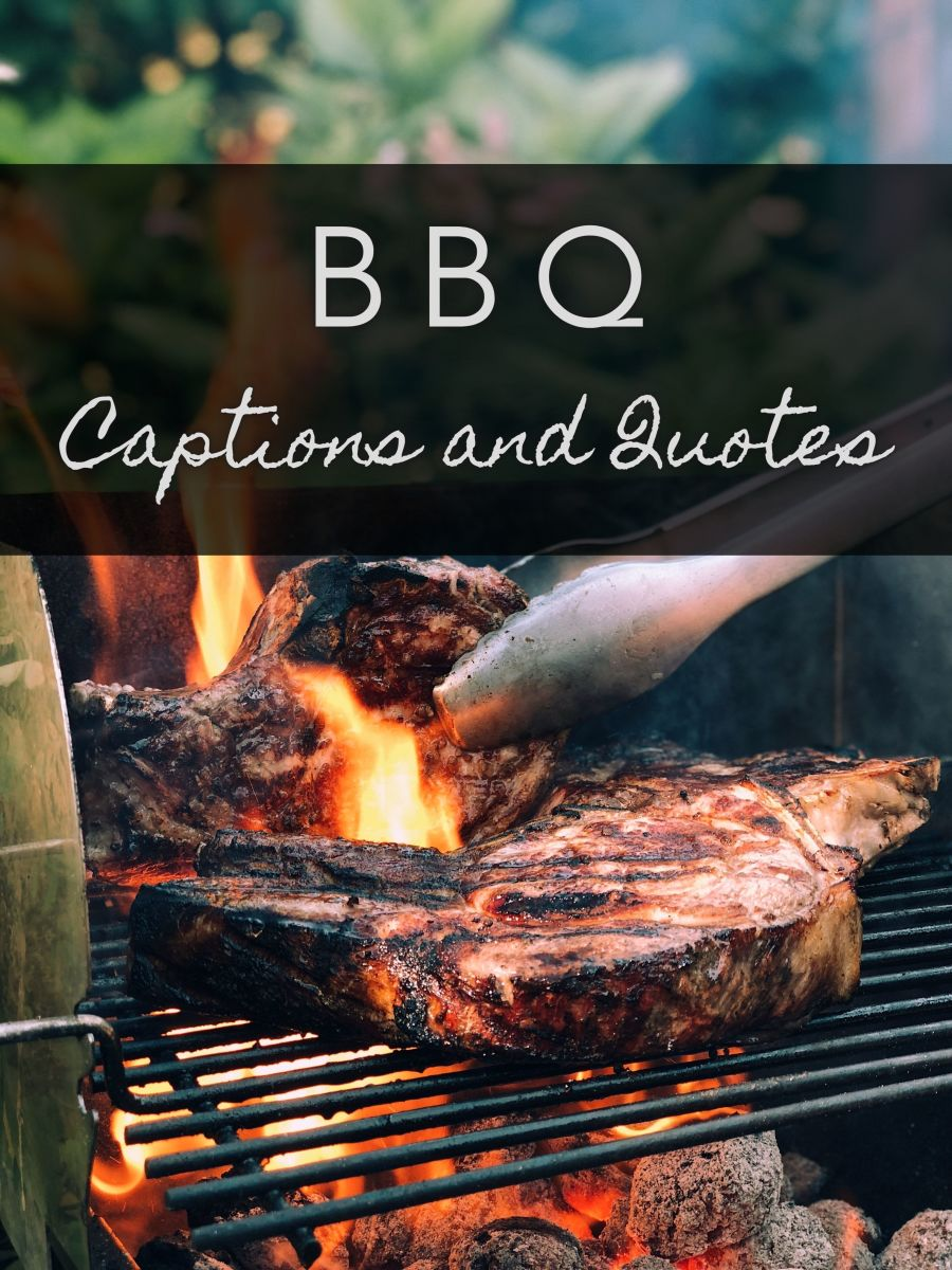 Barbecue Quotes and Caption Ideas