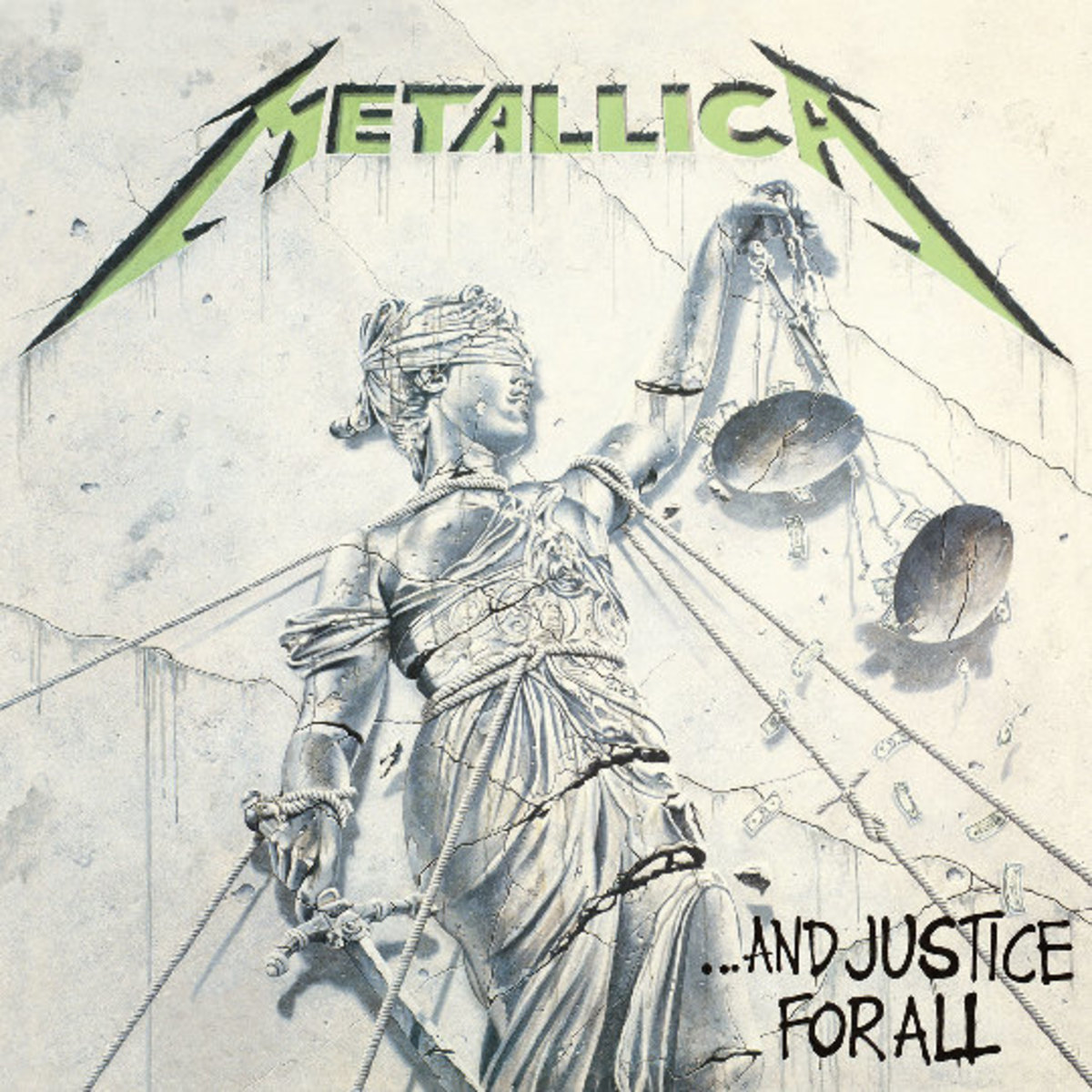 The Album cover of ...And Justice for all
