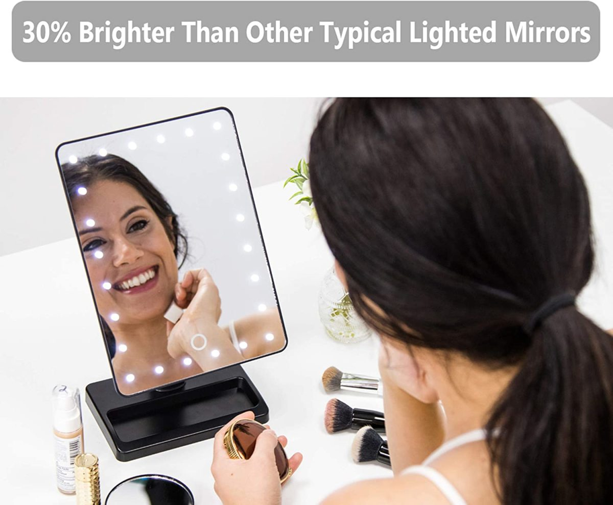 LED Makeup Mirror Gift for Her