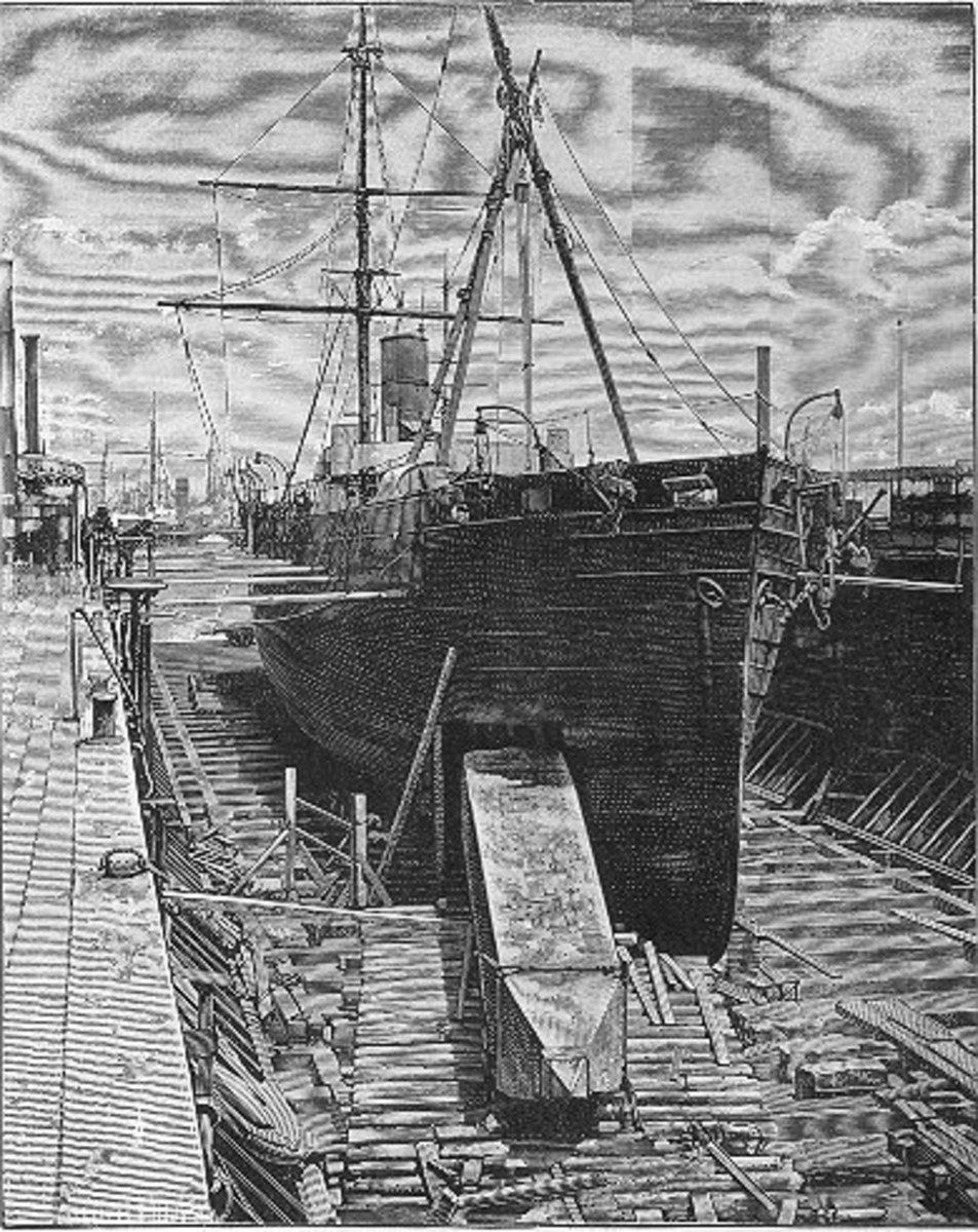 Ship Dessoug