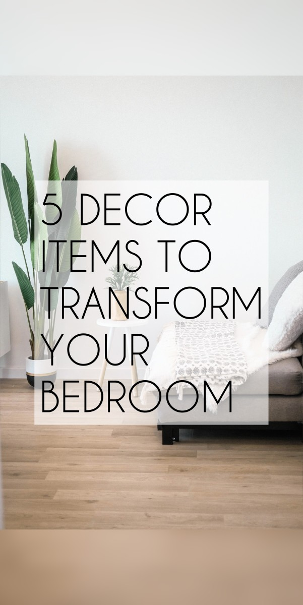 5 Inexpensive Decor Items to Transform Your Bedroom