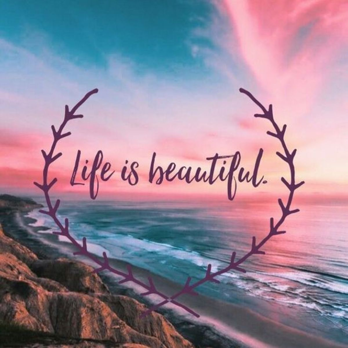 Great beauty of life