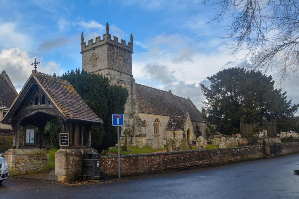 Wylye Church