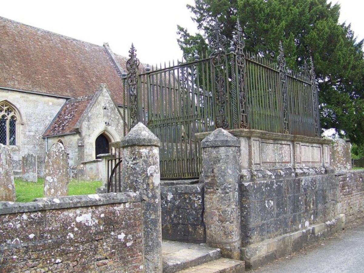Popjay's Tomb