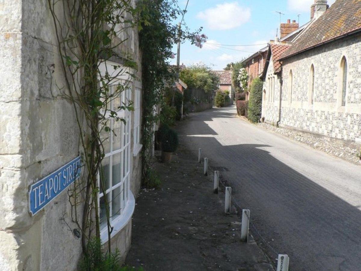 Teapot Street, Wylye