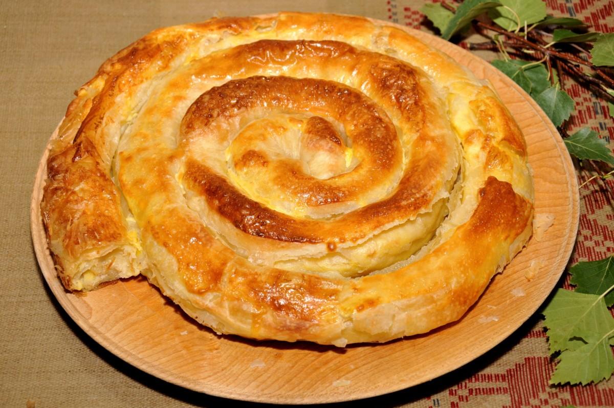 Bela Krajina Povitica Traditional Recipe