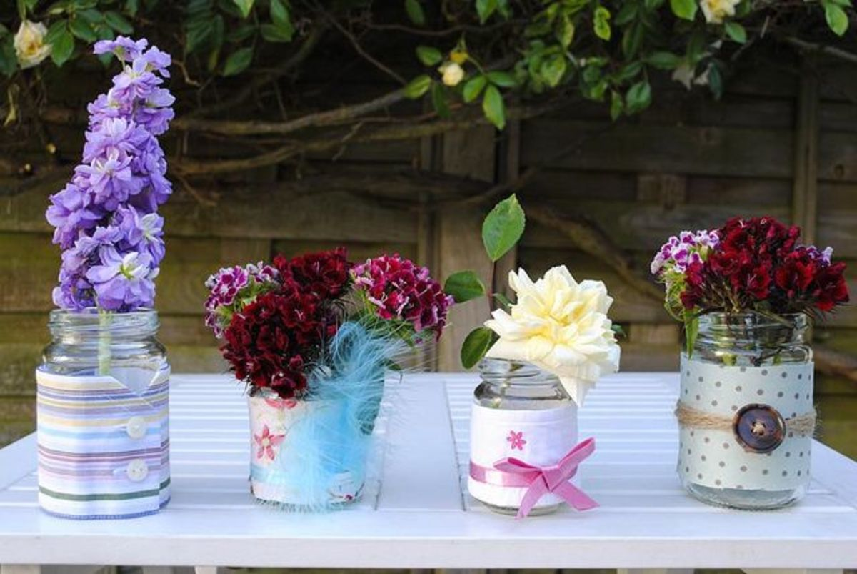 Diy Vases Craft Tutorials For Making Your Own Vase Hubpages