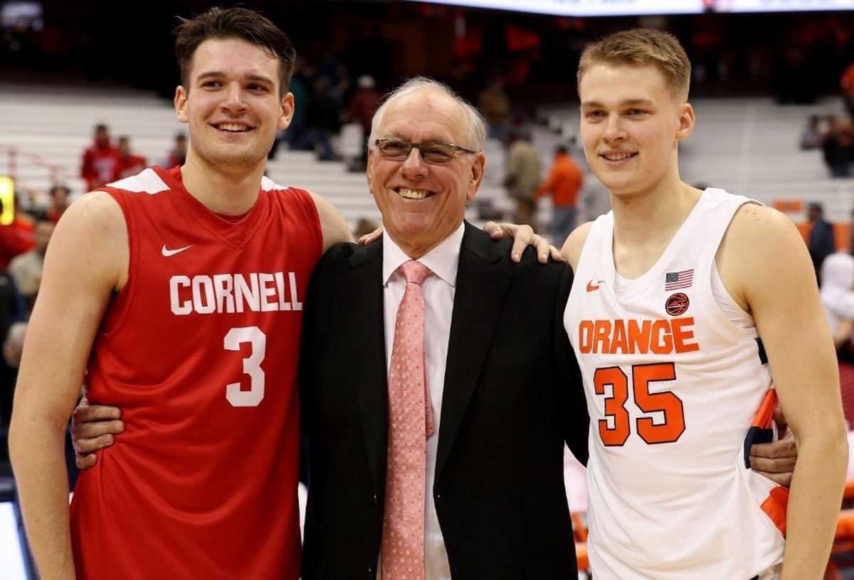 Both Boeheims are likely to have difficulty finding open looks following Syracuse's unexpected roster overhaul.