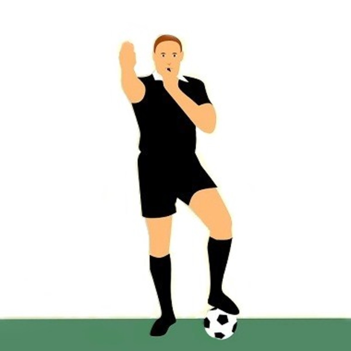 23 Football Referee Signals With Images and What They Mean