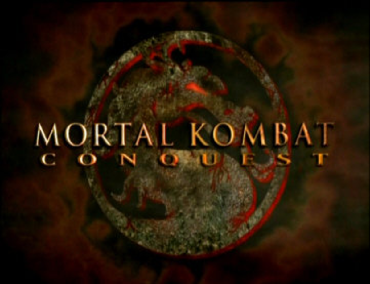 Television Series Review: 'Mortal Kombat: Conquest' (1998-1999).