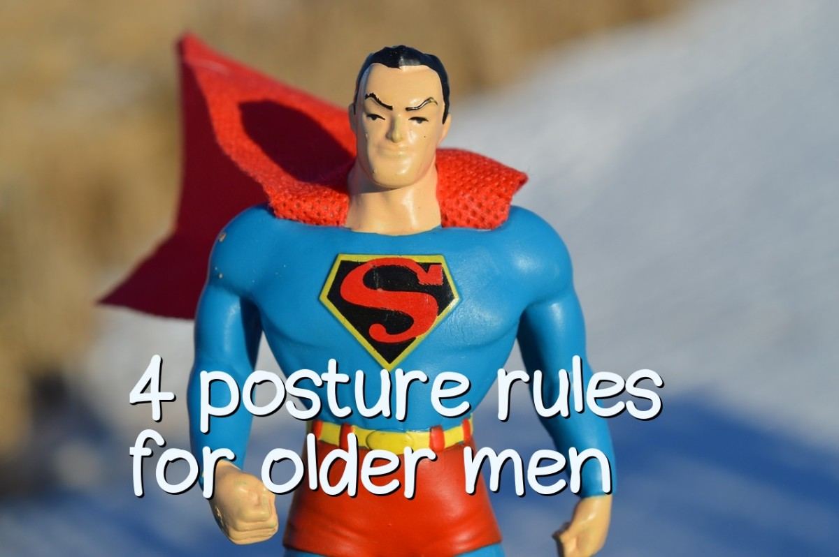 Better Posture for Men: How to Look and Feel Better
