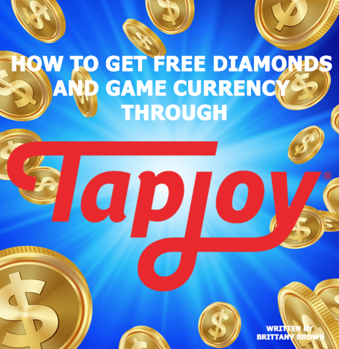 How to Get Free Diamonds and Game Currency With TapJoy Offers